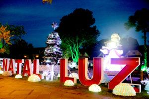 Natal Luz pela cidade