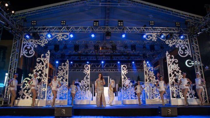Espetáculo Natal Branco em 2020